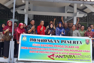 BKKBN Jateng jadi proyek percontohan Papua