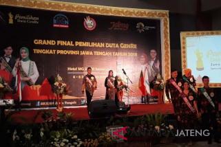 Jepara rebut juara favorit pemilihan Duta Genre Jateng 2018