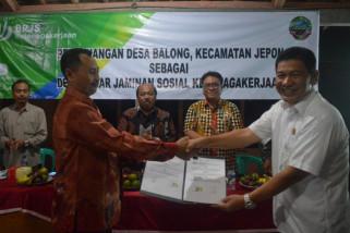 Tiga desa ditargetkan sadar Jaminan Sosial Ketenagakerjaan