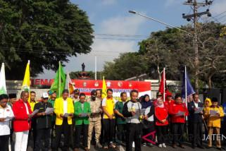 KPU Temanggung selenggarakan Deklarasi Kampanye Damai