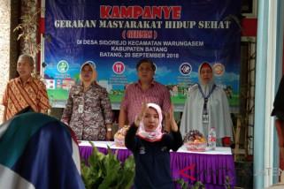 Kampanye Gerakan Masyarakat Sehat, DPRD Jateng gelar pengobatan gratis