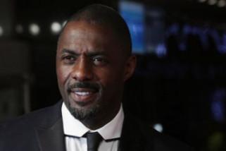 Idris Elba khawatir dunia tak menerima James Bond berkulit hitam