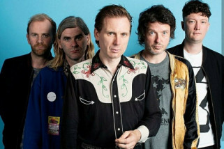 Grup band Franz Ferdinand akan gelar konser di Indonesia