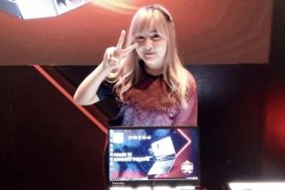 Pegiat e-sport Donna Visca ingatkan para gamer jaga kesehatan