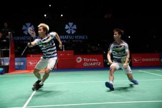 Kalahkan ganda China, Kevin/Marcus melaju ke final Jepang Terbuka