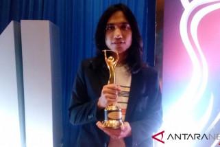 Gerald Situmorang raih karya produksi instrumentalia terbaik AMI Awards