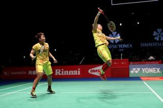 Dikalahkan Yuki/Sayaka, Greysia/Apriani  terhenti di semifinal