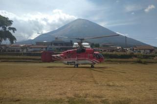 Heli Kamov padamkan kebakaran hutan Gunung Sumbing