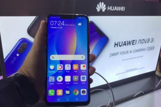 Huawei Nova 3i dibanderol Rp4,199 juta