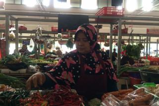 Pasokan lancar, harga sayuran di Purwokerto stabil