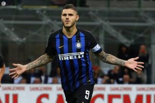 Inter Milan Taklukkan Fiorentina  2-1