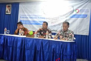 Tiga kecamatan di Batang masuk zona industri