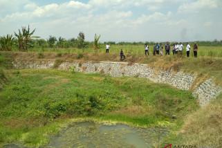 Lahan dicaplok untuk irigasi, warga Kudus protes