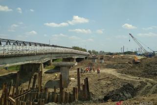 Penutupan Jembatan Tanggulangin Setelah Pelantikan Bupati