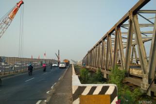 Pertengahan Oktober, Jembatan Tanggulangin dijadwalkan ditutup