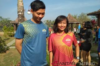Jersey dan medali Borobudur Marathon 2018 diluncurkan di Balkondes Bumiharjo
