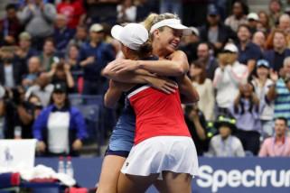Barty dan Vanderweghe juara ganda putri AS Terbuka