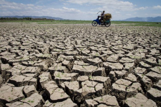 Delapan kecamatan di Banjarnagera alami kekeringan