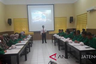 Peserta SMN Kepri kunjungi SMA Taruna Nusantara