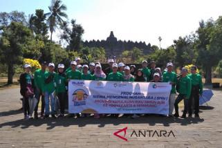 BUMN Hadir - Peserta SMN Kepri: Borobudur sungguh menakjubkan