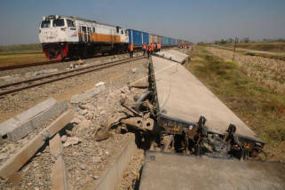 Perbaikan rel kereta api