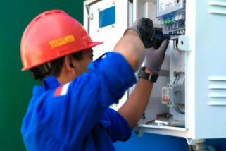 Penggatian kwh meter pelanggan capai 11.793 unit
