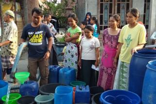 Sahabat Lestari kembali bagikan air bersih kepada warga Demak