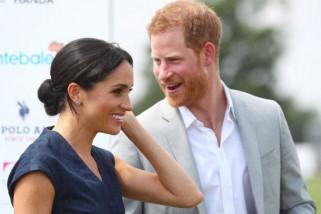 Meghan Markle manggil Pangeran Harry