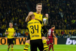 Dortmund pesta gol ke gawang Nuernberg