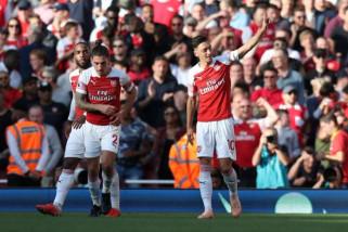 Lumat Watford, Arsenal lanjutkan tren positif