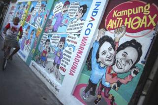 Mural antihoaks