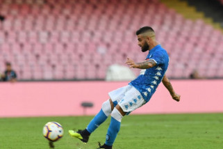 Gol semata wayang Insigne, bawa Napoli kalahkan Fiorentina