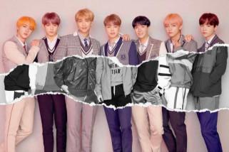 BTS kuasai tangga lagu tiga negara melalui lagu