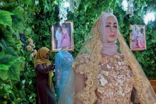 Pameran pernikahan tradisional 2018