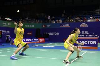 Dikahahkan ganda Hong Kong, Ricky/Debby terhenti di perempat final