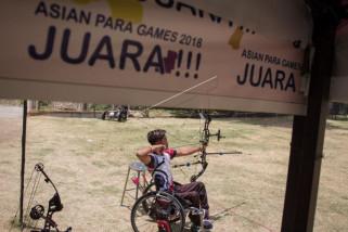 Pelatnas Panahan Asian Para Games 2018