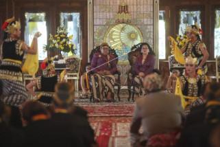 Peringatan berdirinya Keraton Kasunanan Surakarta