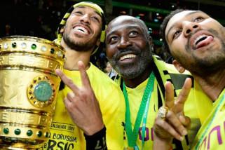 Pierre Francois Ayah Aubameyang ditunjuk sebagai pelatih timnas Gabon