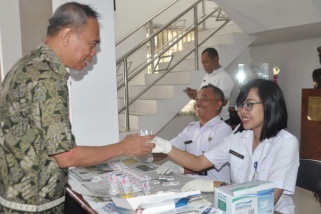 Hasil uji BNN, 100 persen ASN Polbangtan negatif narkoba