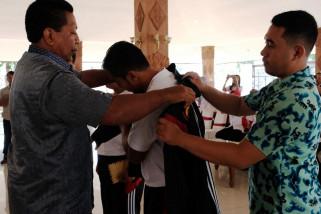 Kota Magelang kukuhkan atlet maju porprov