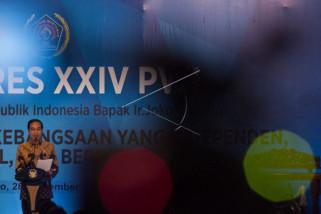 Presiden buka Kongres XXIV PWI