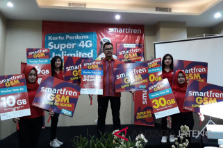 Rebut pasar milineal, Smartfren luncurkan Super 4G Unlimited