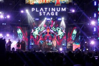 Shaggy Dog suguhkan lagu berirama ceria bikin penonton berdansa