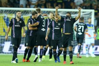 Sampdoria pesta lima gol ke gawang Frosinone