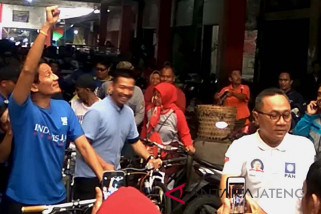 Prabowo/Sandi janjikan lapangan pekerjaan seluas-luasnya (VIDEO)