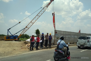 Jembatan Tanggulangin Kudus ditutup, ini jalur alternatifnya (VIDEO)