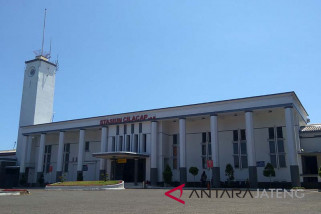 KAI pertahankan keaslian bangunan Stasiun Cilacap