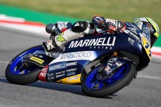 Buntut insiden Fenati, Marinelli Snipers musim depan tak berkompetisi di Moto2
