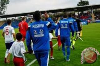 Kosovo raih kemenangan perdana di ajang kompetitif