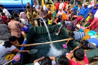 Pemkot Magelang bantu air bersih warga Grabag